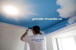 Как не ошибиться при выборе компании для установке натяжного потолка в г. Томске и Северске!!!