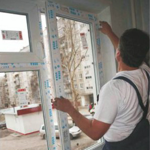 Установка пластиковых окон в Кемерово по сертифицированной технологии «БФК»: особенности и преимущества