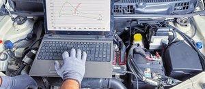 Компьютерная диагностика двигателей автомобиля в Череповце
