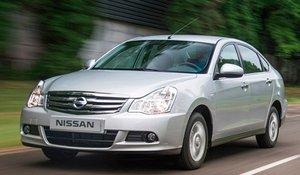 Специальное предложение на Nissan Almera