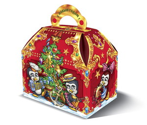 Новогодние подарки в Вологде