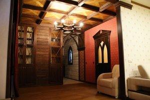 Квартира в готическом стиле