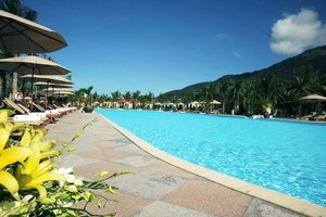 """Вьетнам! Diamond Bay Resort and Spa 4+* - 86. 000р. на двоих!!! Все Включено!!! Бюро путешествий """"Жаркие Страны"""" на Алексеева 23 звоните 296-5000! Лучшие предложения! www. жаркие-страны. рф"""