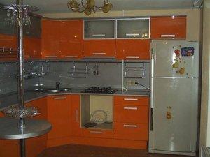 Изготовление кухонных гарнитуров в Новотроицке