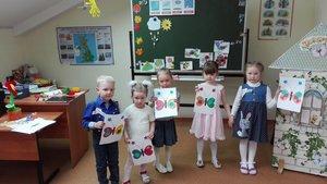 Летние мероприятия для детей в языковой студии English Style г. Вологда