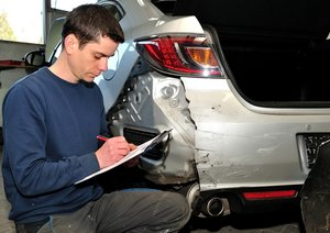 Независимая оценка ущерба после аварии в Вологде