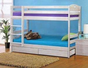 Двухъярусные кровати недорого на заказ