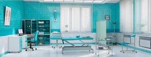 Заказать мебель для медицинских учреждений