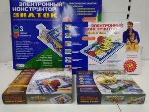 """Электронный конструктор для детей """" Знаток"""" купить в Череповце"""