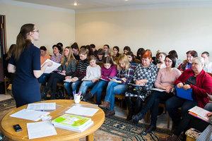 Русский язык по воскресеньям в Ясной Поляне