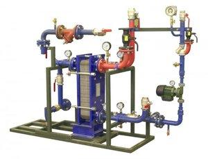 Элеваторы отопления. Для чего нужны элеваторные узлы отопления?