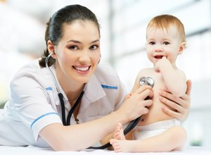 Прием педиатра. Получите полную консультацию о здоровье своего малыша!