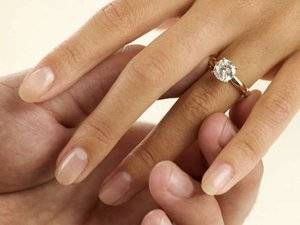 Кольцо с бриллиантом Череповец