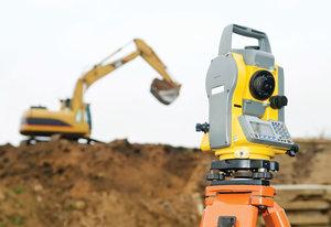 Инженерно-геодезические изыскания при строительстве зданий и сооружений