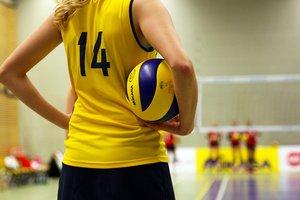 Приглашаем всех желающих играть в волейбол