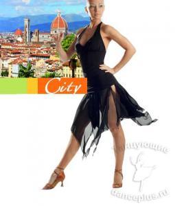 Обновление коллекции тренировочных юбок для спортивных танцев City