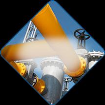 Система газоснабжения в Череповце