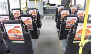 Реклама в маршрутках - недорого и эффективно!