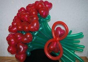 Композиции из шаров в Оренбурге