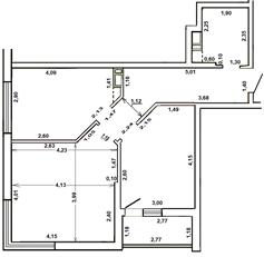 Независимое определение площади квартиры в новостройке - новая услуга Экспертного Центра КРДэксперт, Краснодар.
