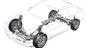 Ремонт ходовой части автомобиля. Ремонт подвески автомобиля