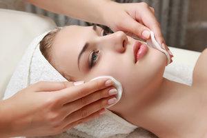 Профессиональная чистка кожи лица