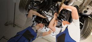 Ремонт ходовой части автомобиля в Оренбурге