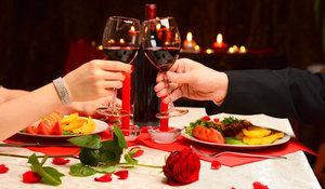 Ресторан для романтического ужина