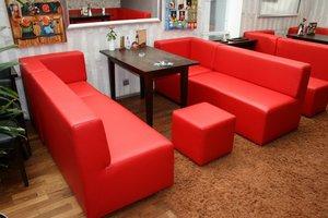 Изготовление мягкой мебели для баров и ресторанов под заказ в Оренбурге