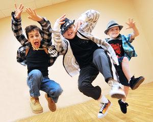 Записывайте ваших детей на танцы!