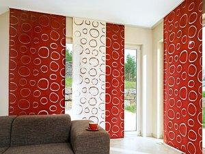 Японские шторы (панели) в Орске. Продажа и установка