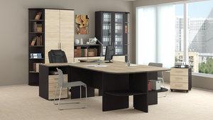 Изготовление корпусной мебели для кабинетов