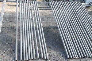 Купить столбы для забора от производителя в Вологде