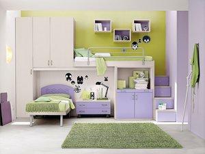 """Детская мебель на заказ в Орске. Мебель для детской на заказ в салоне мебели """"Квадрат"""". Изготовление детской мебели на заказ в Орске"""