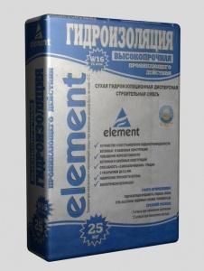 Гидроизоляция, гидроизоляционные материалы Элемент