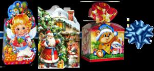 Готовые новогодние подарки в детский сад