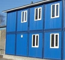 Делаем модульные здания под офис - идеальный конструктор для бизнеса!