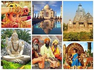 Туры в Индию от 23260 рублей!