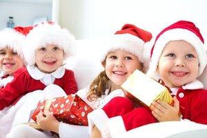 Сладкие новогодние подарки для детских садов и школ
