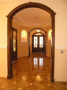 Дверные арки – эффектный и необычный интерьер у вас дома!