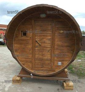 Новое направление в строительстве бань: баня бочка