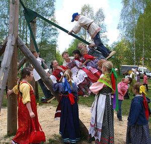 Экскурсия в Хохлово для школьных групп Череповца!