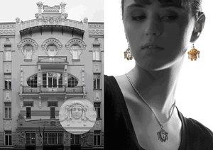 Выставка «Рижский югендстиль. Серебро и янтарь» (Латвия)
