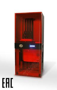 Встречайте обновленный 3D принтер Mch DLP SLA!