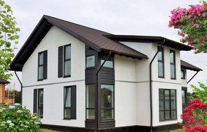 Строительство каркасно-панельных и кирпичных домов