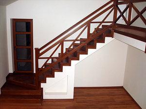 Изготовление перил для лестниц в Вологде
