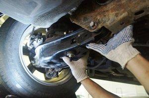 Техническое обслуживание автомобилей, ремонт ходовой части и мелкосрочный ремонт