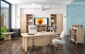 Купить мебель для офиса в Красноярске