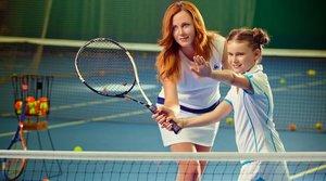 Секция большого тенниса в Вологде