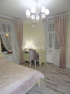 Пошив штор в спальню на заказ